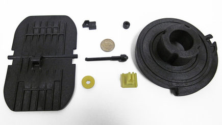 Plastic Injection Molding Assorted