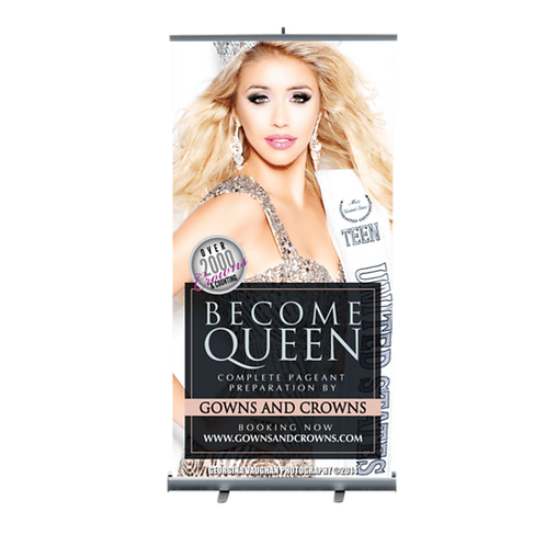 Pop Up Banner (Stand Only)