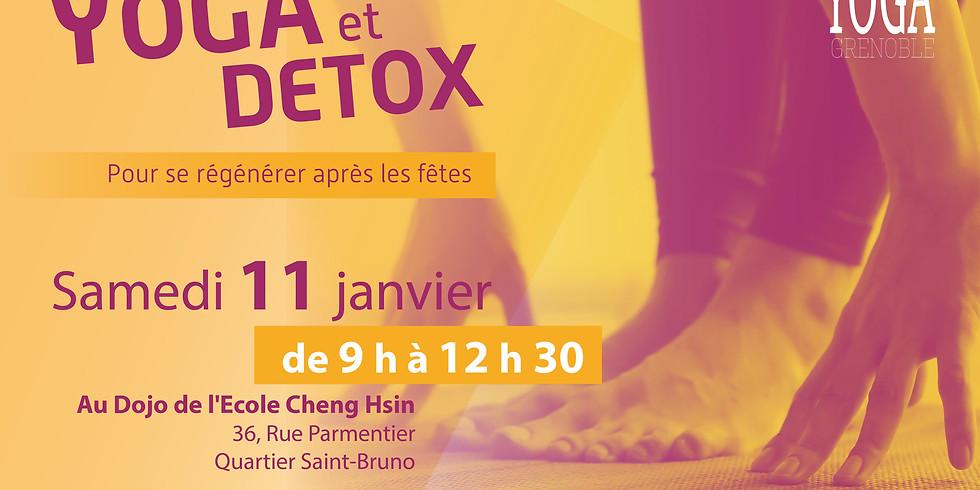 Stage Detox - 11 janvier 2020