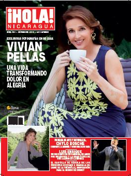 ¡HOLA! MAGAZINE No. 01 – 2014