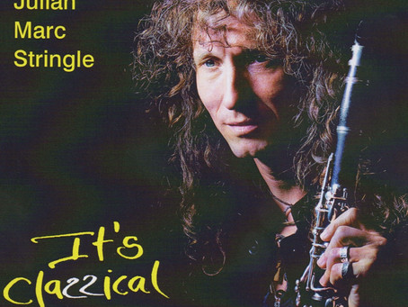 It's Clazzical - Julian Marc Stringle