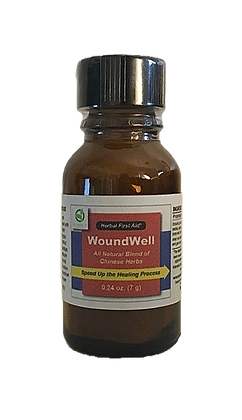 WOUNDWELL benefits minor scrapes and cuts*