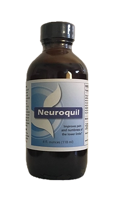 NEUROQUIL improves pain & numbness of the lower limbs*