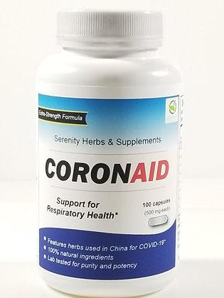 CORONAID promote respiratory wellness*