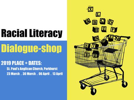 POSTPONED: Racial Literacy Dialogue-Shop