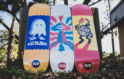 Flip Decks