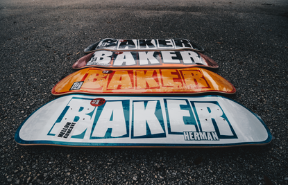 Baker Decks