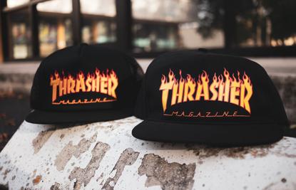Thrasher Hats
