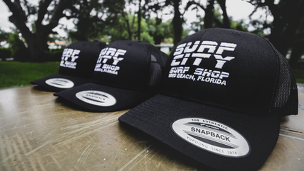 Surf City Trucker Hats