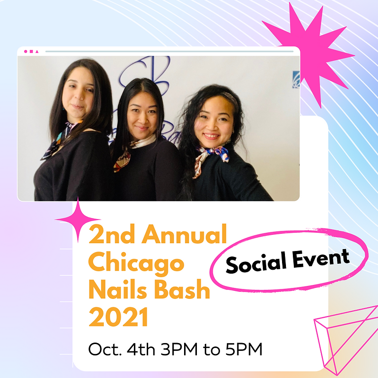 2nd Annual Chicago Nails Networking Bash