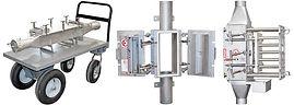 Tramp-Metal-Pneumatic-Line-Magnet-Separa