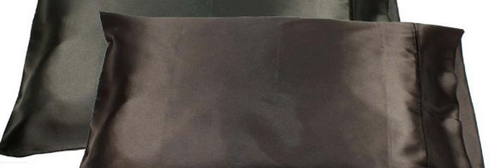 2 Satin Pillowcases | Standard / Queen