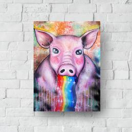 Snapchat Pig