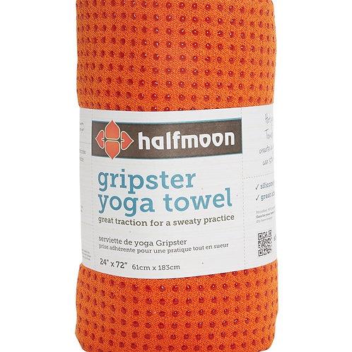Halfmoon Gripster Yoga Towel