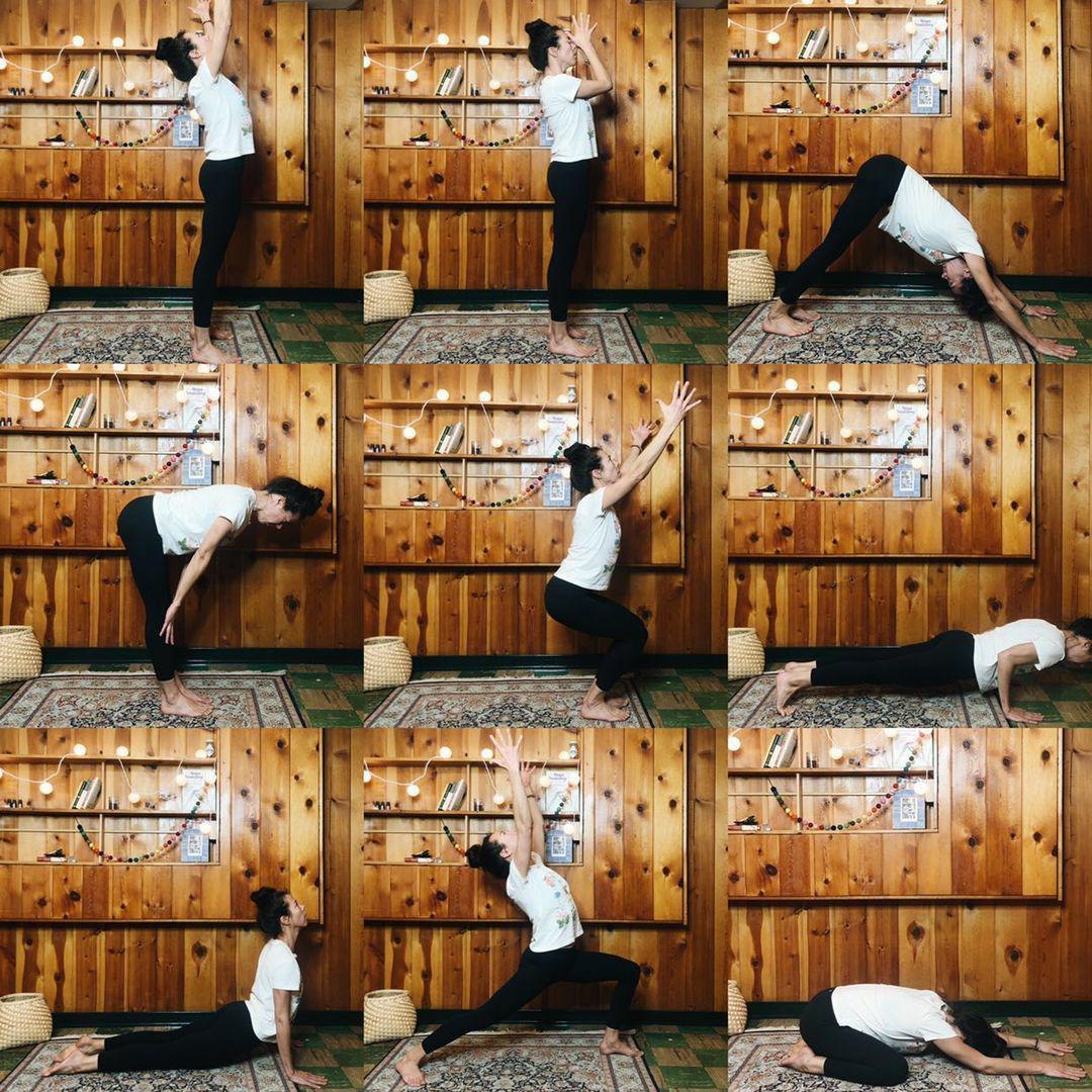Virtual Power Yoga Workshop Series
