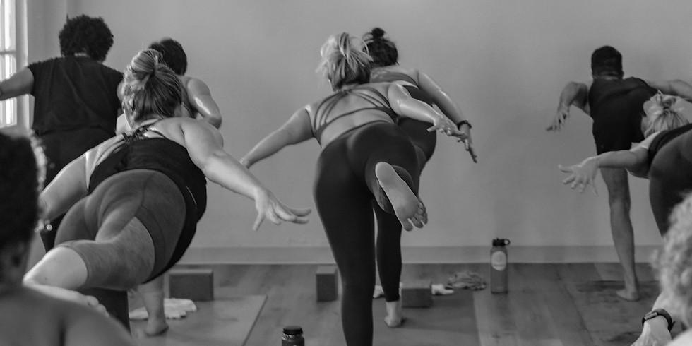 Yoga Foundations Workshop #4