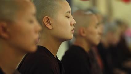 Meditação coletiva pela paz acontece em diversos pontos do país