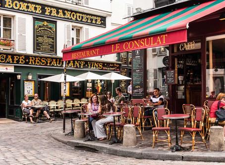 Paris perdeu um terço de seus bistrôs em 10 anos