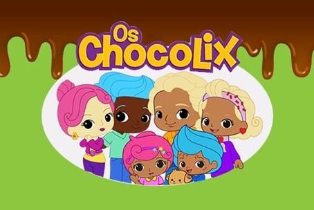 Série Os Chocolix estreia no RB Kids na Rede Brasil de Televisão