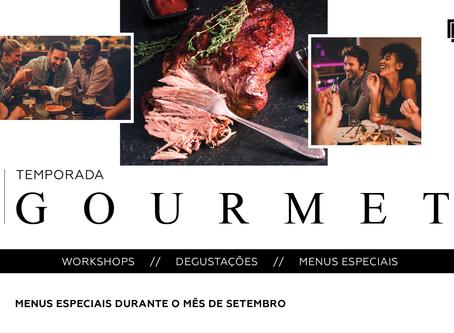 Casa & Gourmet Shopping ganha temporada Gourmet em Botafogo