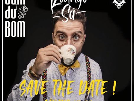 Rodrigo Sá e Big Band levam 'Som Du Bom' para Casa 92