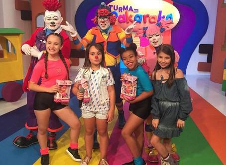 Programa Turma da Pakaraka recebe Sienna Belle neste domingo (29) na RedeTV!