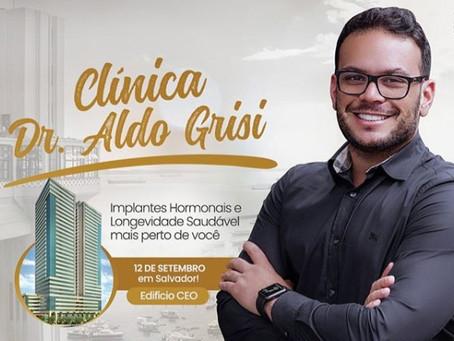 Médico de celebridades abre nova clínica em Salvador