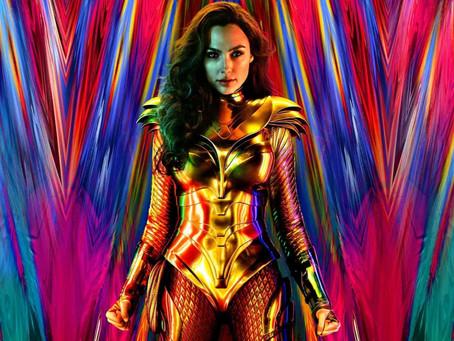 Novo pôster mostra armadura dourada da Mulher-Maravilha pela 1ª vez