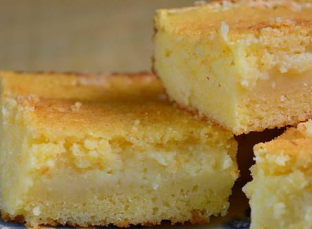 Receita: bolo de milho cremoso super simples e rápido; aprenda