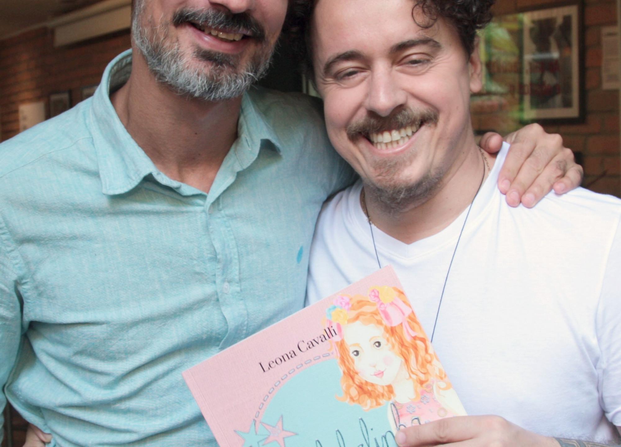 Wagner Alonge, e Ramon Nunes Mello