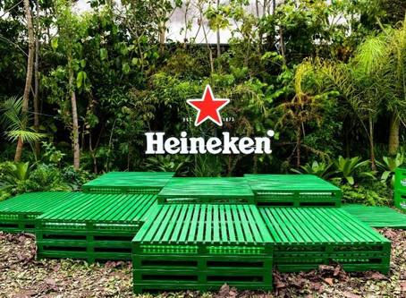 Luiza Lian, Bixiga 70 e Elohim Barros, tocam no último final de semana do Heineken Urban Jungle