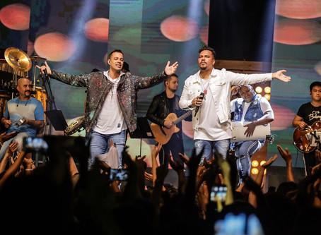 Após lançar música com Sorriso Maroto, ImaginaSamba atinge 10 milhões de visualizações do seu DVD