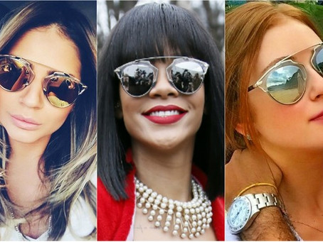 Saiba escolher seus óculos na cor certa para o Ano Novo