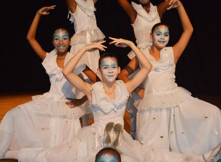 O espetáculo LUMIAR está no Teatro Armando Gonzaga
