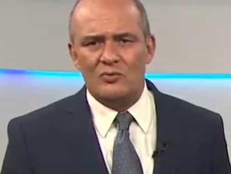 Jornalista da Globo morre por complicações da Covid-19