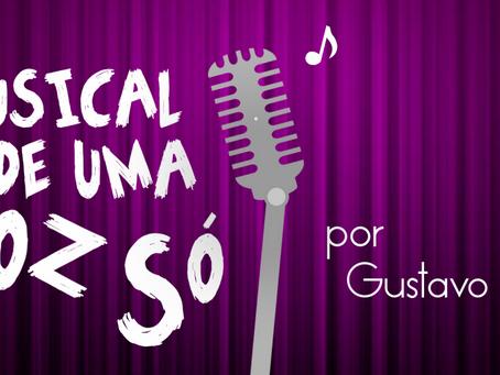 """""""Musical de Uma Vós Só"""" novo canal do YouTube"""