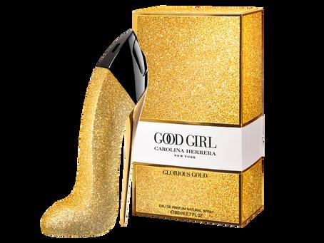 Good Girl Glorious Gold é a nova fragrância de Carolina Herrera