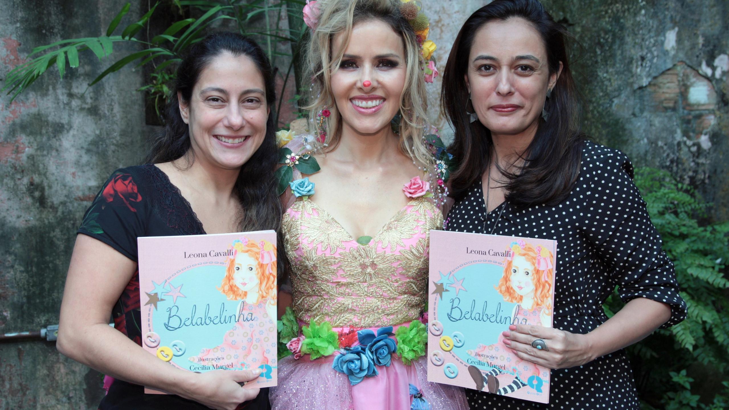 Patricia Capella, Leona Cavalli e Tatiana Kely