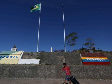Itamaraty prepara plano de retirada de brasileiros na Venezuela