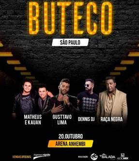 Buteco chega a São Paulo pela primeira vez recheado de participações