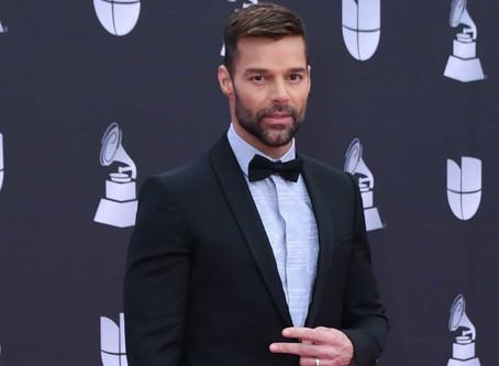 Ricky Martin recorda angústia que sentiu antes de assumir ser gay