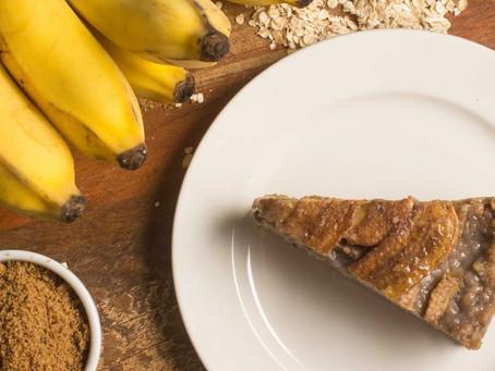 Receita de inverno: bolo de banana com especiarias