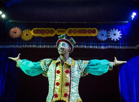 """Devido ao grande sucesso, o """"Circo dos Sonhos"""" prorroga a temporada do espetáculo"""
