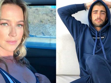 Luana Piovani critica mãe do ex-marido, Pedro Scooby