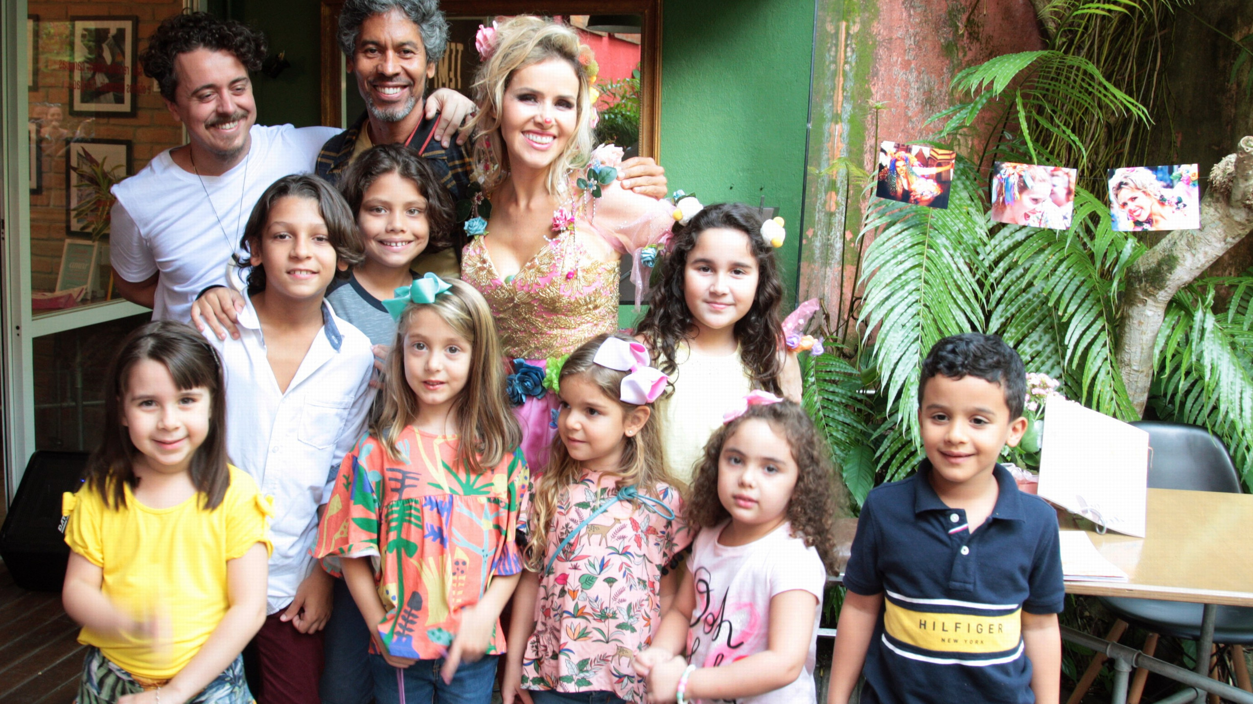 Ramon Nunes Mello,Celso Lira e Celso Lira e Leona Cavalli