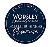 Worsley Creative Services small business showcase
