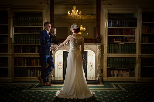 Wortley Hall Intimate wedding