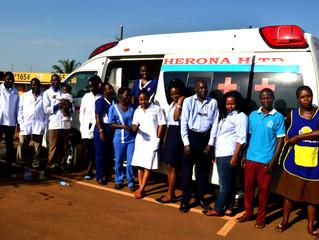 A huge achievement for Herona Hospital