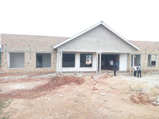 Herona Hospital, progress report