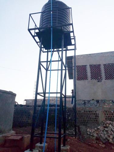 June 2018 - Water tower